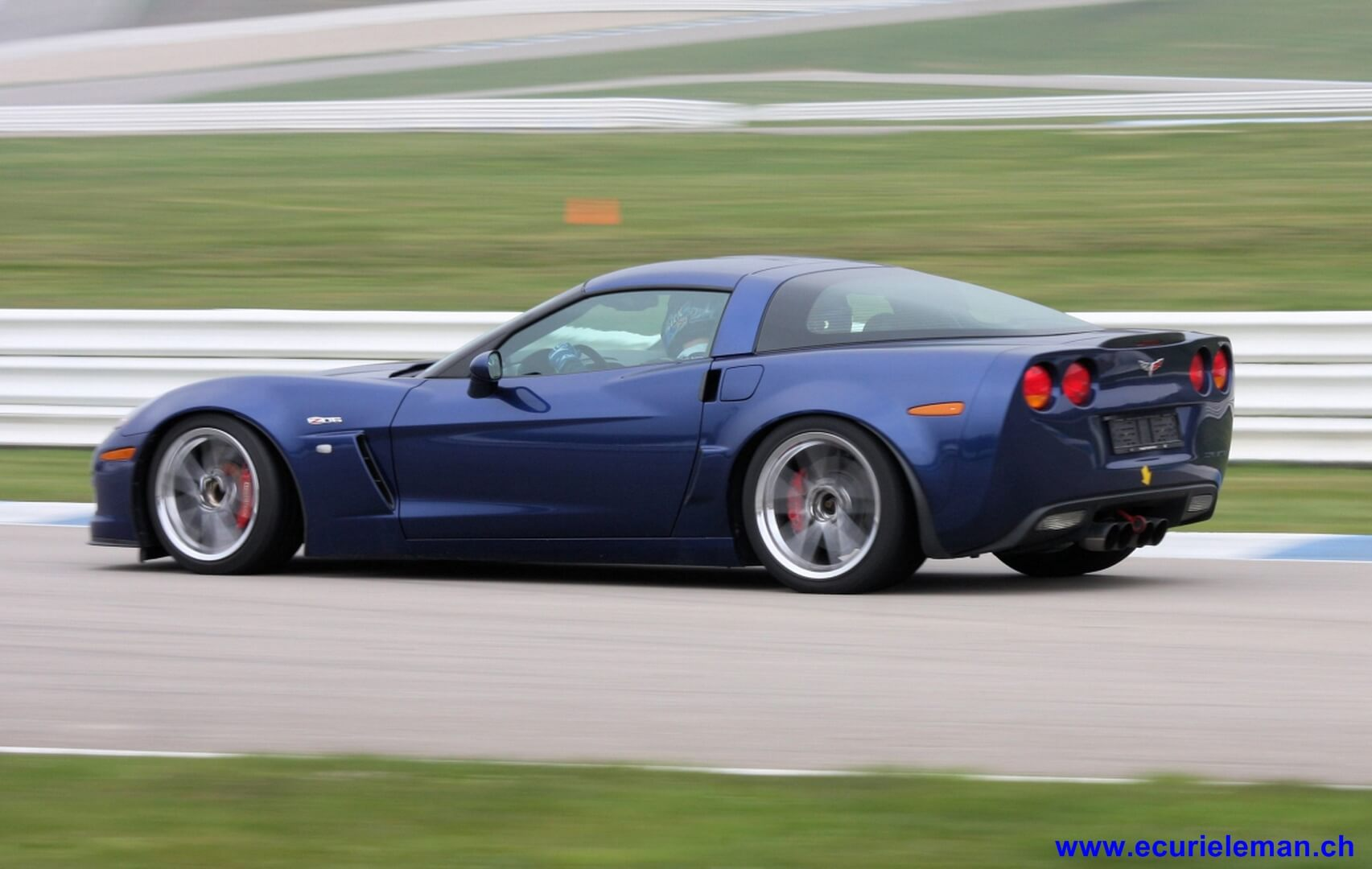Corvette Laquais 2013